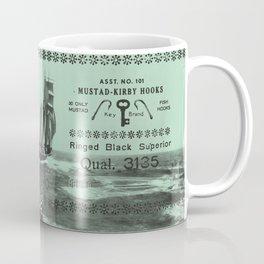 Good Hooks (mint) Coffee Mug