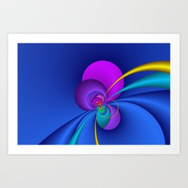 for wall murals and more -3- Art Print