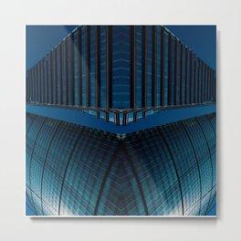 Synchronicity VI Metal Print