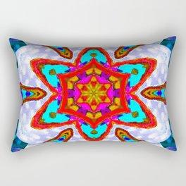 southwestern star Rectangular Pillow