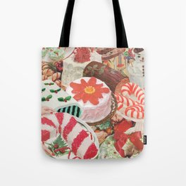 Holiday Bakes Tote Bag