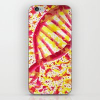 dna iPhone & iPod Skins featuring DNA by Eleacuareling