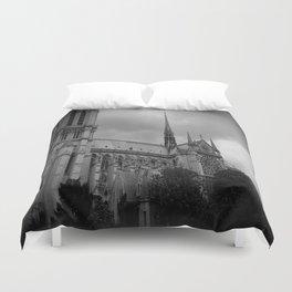 Notre-Dame Duvet Cover