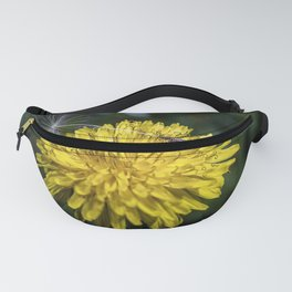 Dandelion flower and seed Fanny Pack