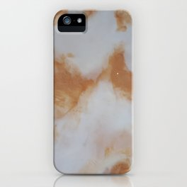 All That's Golden Glitters iPhone Case