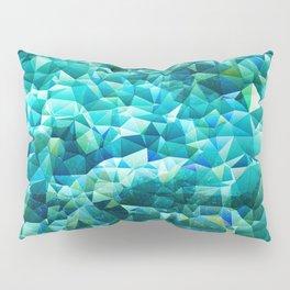 Ocean Blues Pillow Sham