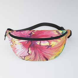 Tropical Hibiscus 13 Fanny Pack