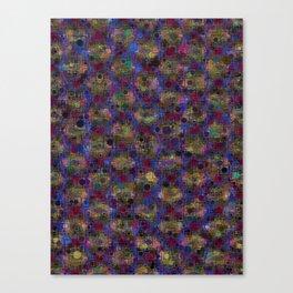 Galactic Marsh Canvas Print