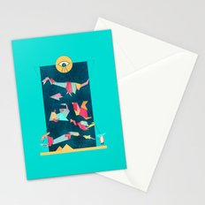 Game On! Stationery Cards