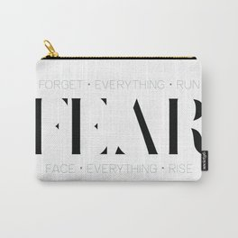 F.E.A.R Carry-All Pouch