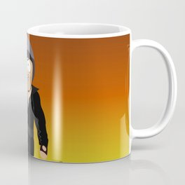 The Street Warrior Coffee Mug