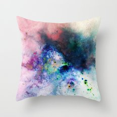 Everything is nothing 17 (therefore it was beautiful) Throw Pillow