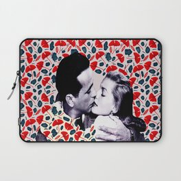 Bogie and Bacall Laptop Sleeve