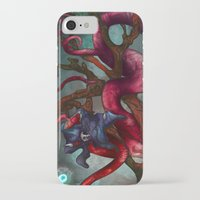 soul eater iPhone & iPod Cases featuring Soul eater Tree by Sampsonknight
