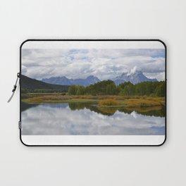 Grand Tetons, Wyoming Laptop Sleeve