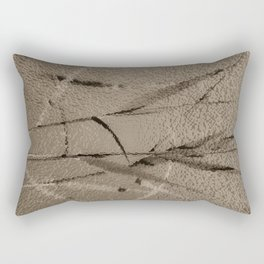 Water Reed Digital art  Rectangular Pillow