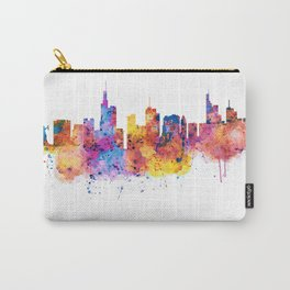 Frankfurt Skyline Carry-All Pouch