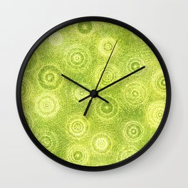 The Appearance of Fine Limes Wall Clock