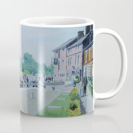 Stoke Bruerne Coffee Mug