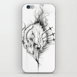 infernal iPhone Skin