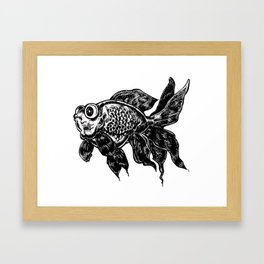 Blackmoor Wu Framed Art Print