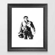 You Need A Pilot? Framed Art Print