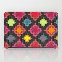 kilim iPad Cases featuring kilim bold by Sharon Turner
