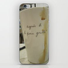 A Cuppa iPhone & iPod Skin