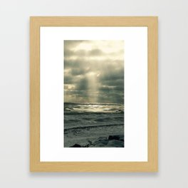 Heaven's Light Framed Art Print