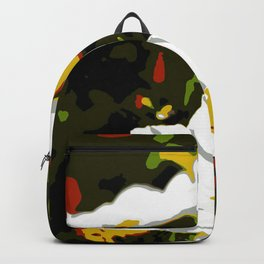 Meadow of daisies Backpack