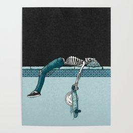 Skate 'til Late Poster