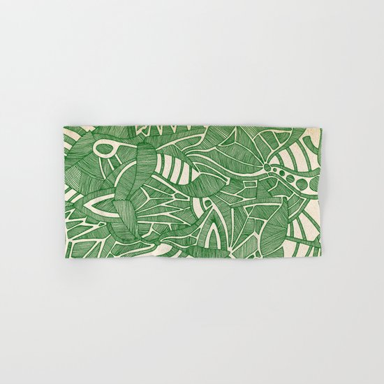 - green hope - Hand & Bath Towel