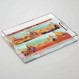 MÑTQM Acrylic Tray