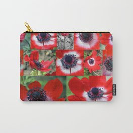 Many Anemones Carry-All Pouch