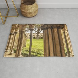 Cathedral Cloisters Rug