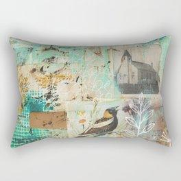 Kirkebird Rectangular Pillow