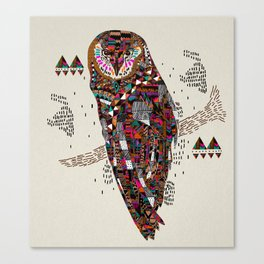 HATKEE Collaboration by Kyle Naylor and Kris Tate Canvas Print