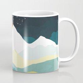 Winters Night Coffee Mug