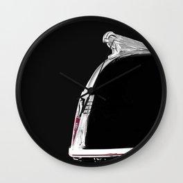 1940 Oldsmobile Hood Ornament Wall Clock