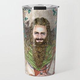 Bragi the bard of the Gods Travel Mug