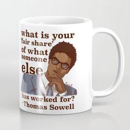 Thomas Sowell Coffee Mug