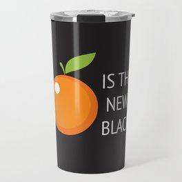 The New Black Travel Mug