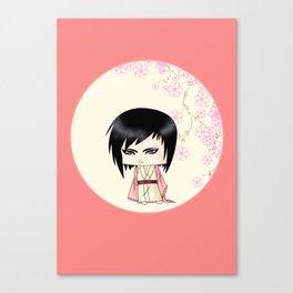Akito Sohma Canvas Print