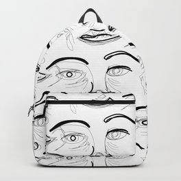Face Off (2) Backpack