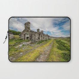 Cottage Ruin Laptop Sleeve