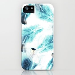 Feather Dancers iPhone Case