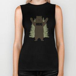 Bear Hug Biker Tank
