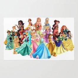 Filipiniana Princesses Rug