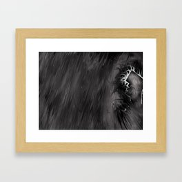 Can't Keep It Together Framed Art Print
