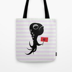 Squid of No Tote Bag